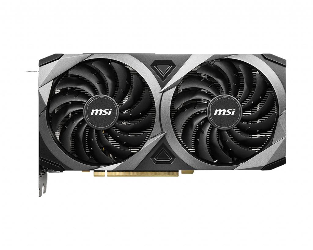 MSI GeForce RTX 3070 VENTUS 2X OC NVIDIA 8 GB GDDR6