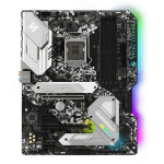 Asrock Z390 STEEL LEGEND, Intel Z390, 1151, ATX, XFire, HDMI, DP, USB 3.2, RGB Lighting, Rock-Solid Durabil