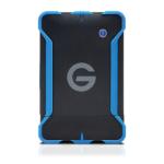 G-Technology G-DRIVE ev ATC 1000GB Black,Blue external hard drive