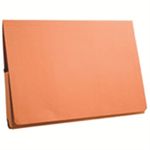 Guildhall L POCKET WALLET 14 X 10 ORANGE