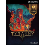 Paradox Interactive Tyranny - Overlord Edition Collectors Linux/Mac/PC English video game