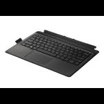 HP 918321-A41 mobile device keyboard Belgian Black