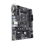 Gigabyte GA-A320M-S2H V2 (rev. 1.1) motherboard Socket AM4 Micro ATX AMD B350