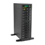 Aleratec 350126 media duplicator HDD duplicator 11 copies Black