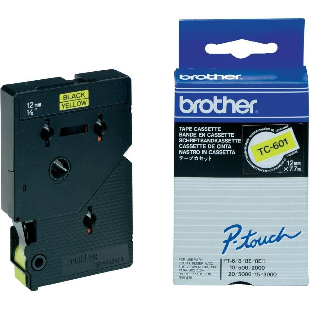 Brother Cinta laminada 12mm