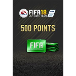 Microsoft FIFA 18 Ultimate Team 500 points