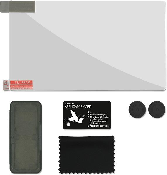 SPEEDLINK SL-330601-BK game console part/accessory Set
