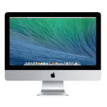 "Apple iMac 2.7GHz 21.5"" 1920 x 1080pixels Silver All-in-One PC"