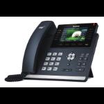 Yealink SIP-T46S IP phone Black 16 lines LCD
