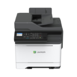 Lexmark Network ready; Print/copy/scan/fax; Duplex; 23 ppm; wireless connectivity; 1 GHz Dual-core; 1GB RAM;