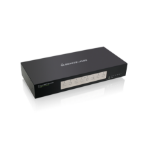 iogear GCS1228TAA3 KVM switch Black,Silver