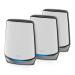 Netgear RBK853 Tribanda (2,4 GHz/5 GHz/5 GHz) Wi-Fi 6 (802.11ax) Gris 4 Interno