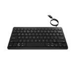 ZAGG 103202237 keyboard USB QWERTY UK English Black