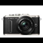 "Olympus PEN E-PL8 + 14-42mm EZ Pancake MILC 16.1 MP 4/3"" Live MOS 4608 x 3456 pixels Black, Silver"