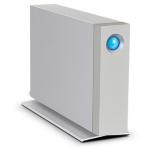 LaCie d2 Thunderbolt 2 4TB 4000GB Thunderbolt 2 Desktop Silver STEX4000200