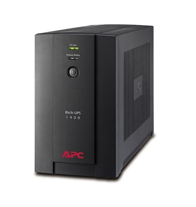 APC Back-UPS 1400VA, 230V, AVR, Australian Sockets