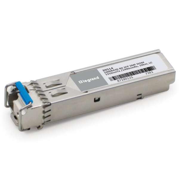 Cisco Glc-bx-u Compatible Smf Transceiver