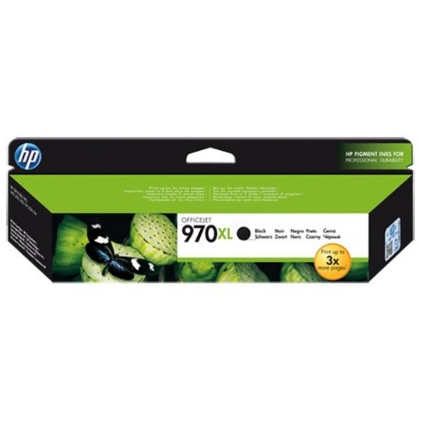 HP CN625AE (970XL) Ink cartridge black, 9.2K pages, 250ml