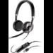 Plantronics C720-M headset Head-band Binaural Black