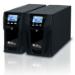 Riello VST 800 Línea interactiva 0,8 kVA 640 W 4 salidas AC