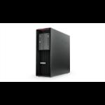 Lenovo ThinkStation P520 DDR4-SDRAM W-2275 Tower Intel Xeon W 16 GB 512 GB SSD Windows 10 Pro for Workstations Workstation Black