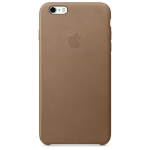 Apple iPhone 6s Plus Leather Case - Brown