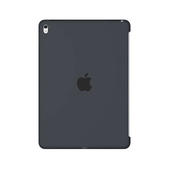 "Apple Silicone Case 9.7"" Cover Charcoal"