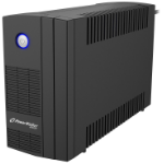 PowerWalker Basic VI 650 SB uninterruptible power supply (UPS) Line-Interactive 650 VA 360 W 2 AC outlet(s)