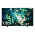 "Samsung UE49RU8000U 124.5 cm (49"") 4K Ultra HD Smart TV Wi-Fi Titanium"