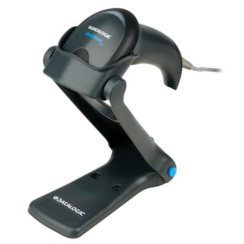 Datalogic QuickScan Lite QW2100 Handheld bar code reader 1D Laser Black