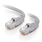C2G 30m Cat5e 350MHz Snagless Patch Cable 30m Cat5e U/UTP (UTP) Grey networking cable