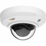 Axis Companion Dome WV IP security camera Indoor White 1920 x 1080pixels