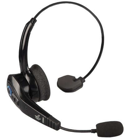 Headset Behind-the-neck Headband Hs3100 Rugged Bluetooth Left Wired