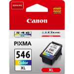 Canon CL-546XL Original Cyan, Magenta, Yellow 1 pc(s) CL546XL