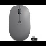 Lenovo Go mouse Ambidextrous RF Wireless Optical 2400 DPI