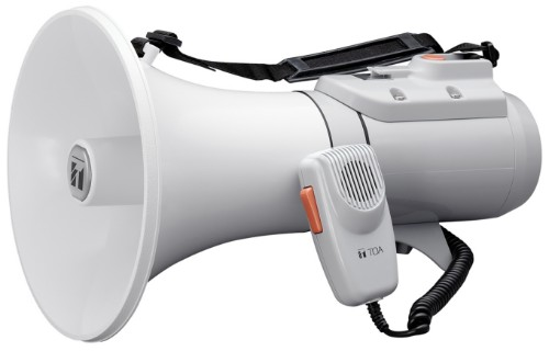 TOA ER-2215 megaphone Outdoor 23 W White