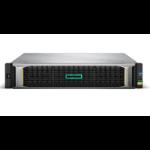 Hewlett Packard Enterprise MSA 1050 unidad de disco multiple 4,8 TB Bastidor (2U) Negro, Acero inoxidable