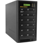 Aleratec 260181 media duplicator Optical disc duplicator 5 copies Black
