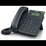 Yealink T19PN IP phone Black LCD