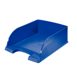 Leitz 52330035 Plastic Blue desk tray