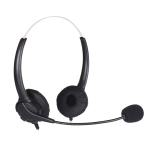 Shintaro Stereo USB headset with Noise cancelling microphone