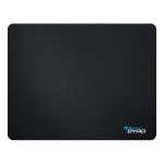 Roccat Dyad Reinforced Cloth Gaming Mousepad, 325 x 255 x 1.5 mm, Black (ROC-13-350)