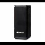 Verbatim AA Power Pack 1000mAh Black