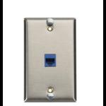 Black Box WP369C5E socket-outlet RJ-45 Metallic
