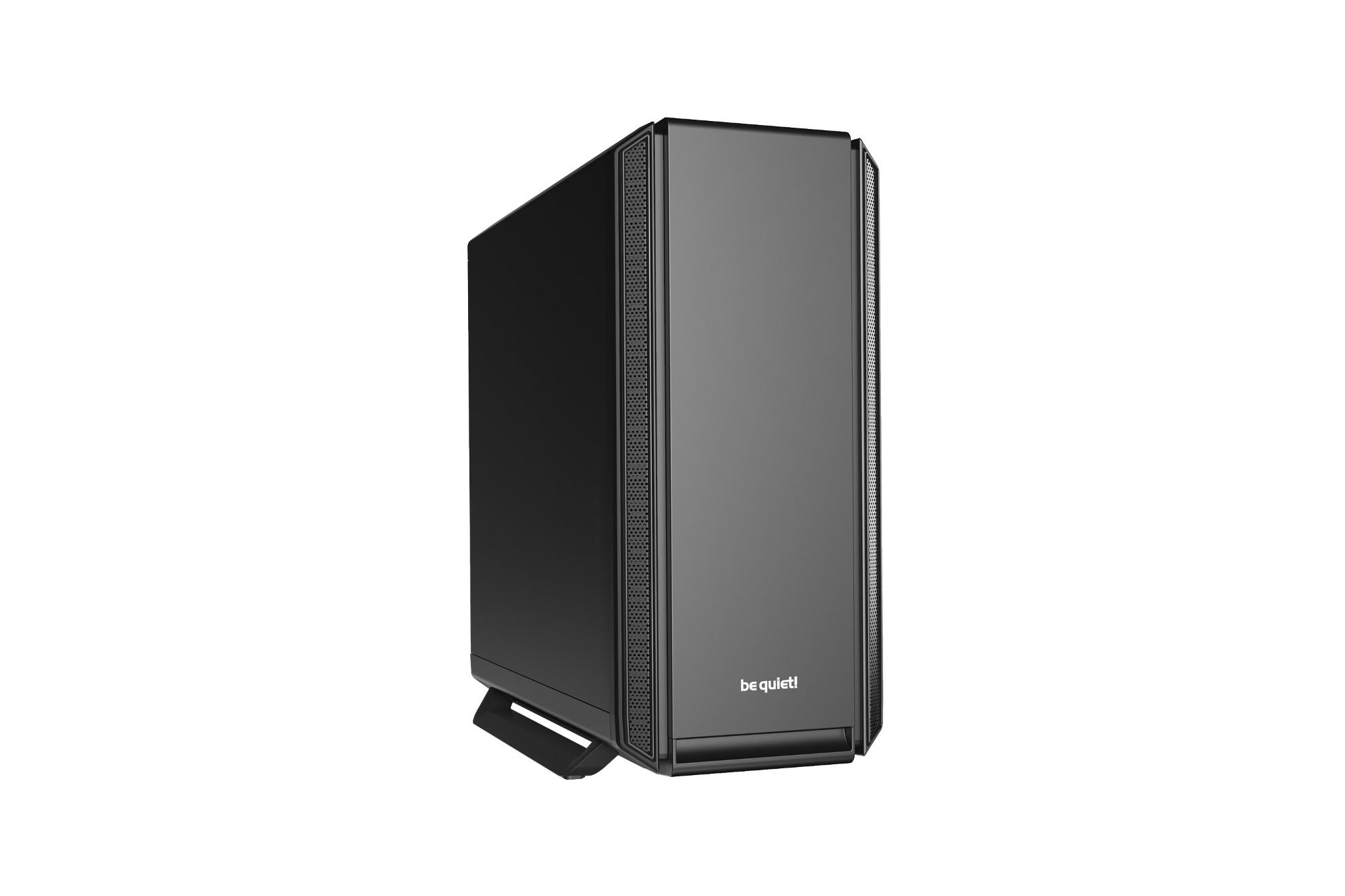 Pc Case - Silent Base 801 Black