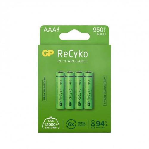 GP Batteries ReCyko Rechargeable battery AAA Nickel-Metal Hydride (NiMH)