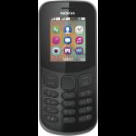 """Nokia 130 (2017) 4.57 cm (1.8"""") Black"""