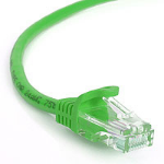 StarTech.com 10 ft Green Snagless Category 5e (350 MHz) UTP Patch Cable networking cable 3.05 m