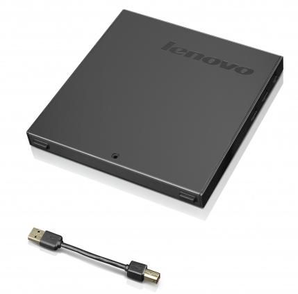 Lenovo ThinkCentre Tiny Storage Unit Black