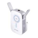 TL-Link AC1200 Universal Mini Dual Band Range Extender Signal Booster with 1 Gigabit Port UK Plug